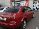 Volkswagen Bora 2002 года за 1 600 000 тг. в Нур-Султан (Астана) – фото 4