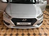 Hyundai Accent 2018 года за 5 850 000 тг. в Шымкент