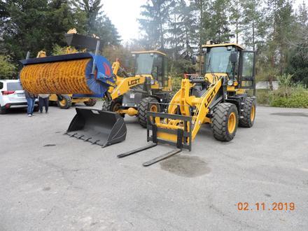 Установка навесного оборудования на погрузчик в Кызылорда – фото 15