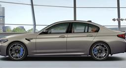 BMW M5 2021 года за 75 000 000 тг. в Алматы – фото 2