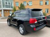 Toyota Land Cruiser 2012 года за 17 000 000 тг. в Нур-Султан (Астана) – фото 2