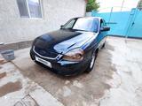 ВАЗ (Lada) Priora 2170 (седан) 2007 года за 950 000 тг. в Кызылорда – фото 3