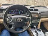 Toyota Camry 2014 года за 7 000 000 тг. в Петропавловск – фото 2