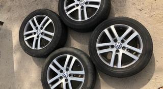 Шины бу Bridgestone на VW за 160 000 тг. в Алматы