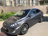 Hyundai Accent 2013 года за 4 350 000 тг. в Караганда – фото 4