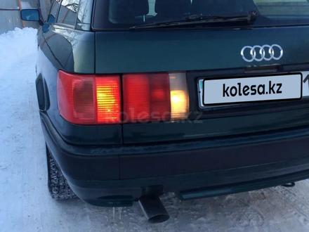 Audi 80 1995 года за 1 800 000 тг. в Кызылорда – фото 2