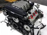 Двигатель Audi AUK 3.2 a6 c6 FSI из Японии за 750 000 тг. в Атырау – фото 2