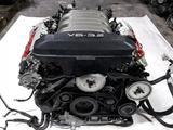 Двигатель Audi AUK 3.2 a6 c6 FSI из Японии за 750 000 тг. в Атырау – фото 3