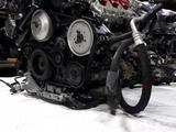 Двигатель Audi AUK 3.2 a6 c6 FSI из Японии за 750 000 тг. в Атырау – фото 5