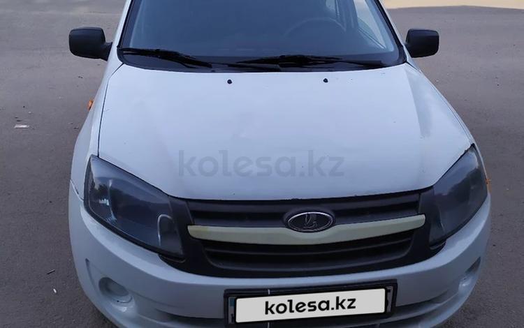 ВАЗ (Lada) Granta 2190 (седан) 2013 года за 1 550 000 тг. в Алматы