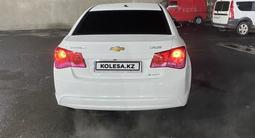 Chevrolet Cruze 2013 года за 3 800 000 тг. в Шымкент – фото 4