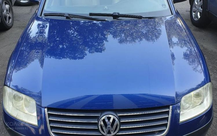 Volkswagen Passat 2002 года за 2 700 000 тг. в Алматы