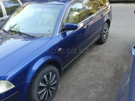 Volkswagen Passat 2002 года за 2 700 000 тг. в Алматы – фото 2