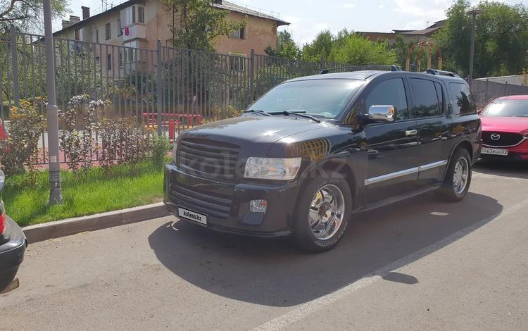 Infiniti QX56 2007 года за 6 000 000 тг. в Кызылорда