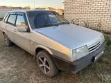 ВАЗ (Lada) 21099 (седан) 2003 года за 700 000 тг. в Уральск – фото 3