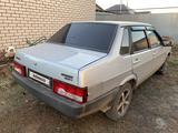 ВАЗ (Lada) 21099 (седан) 2003 года за 700 000 тг. в Уральск – фото 5