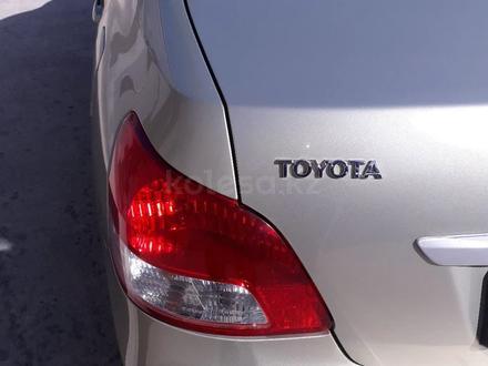 Toyota Yaris 2008 года за 3 900 000 тг. в Кызылорда – фото 16