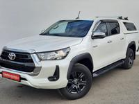Toyota Hilux 2021 года за 23 500 000 тг. в Уральск