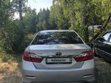 Toyota Camry 2012 года за 8 000 000 тг. в Петропавловск – фото 3