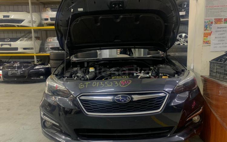 Морда в сборе Ховкат на Subaru Impreza.# 510 за 1 000 тг. в Алматы