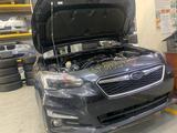 Морда в сборе Ховкат на Subaru Impreza.# 510 за 1 000 тг. в Алматы – фото 2