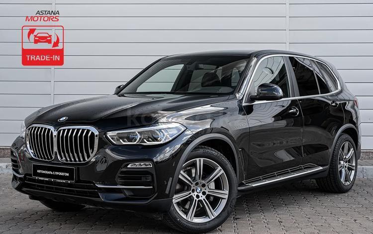 BMW X5 2019 года за 32 500 000 тг. в Нур-Султан (Астана)