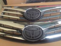Решетки Радиатора Тойота Королла с 2013 по 2015 год Америка… за 555 тг. в Алматы