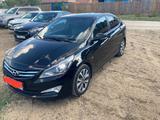 Hyundai Solaris 2016 года за 3 200 000 тг. в Актобе – фото 3