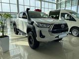 Toyota Hilux 2021 года за 24 000 000 тг. в Уральск – фото 2