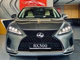 Lexus RX 300 2021 года за 32 700 000 тг. в Алматы – фото 2