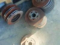 Камри тормозные диски за 1 405 тг. в Алматы