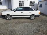 Audi 80 1987 года за 650 000 тг. в Туркестан – фото 3