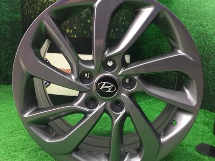 Новые диски р17 Hyundai Tucson, Elantra, Creta, Kia Cerato, Optima за 120 000 тг. в Алматы