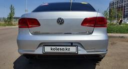 Volkswagen Passat 2013 года за 5 700 000 тг. в Нур-Султан (Астана) – фото 4