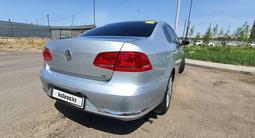 Volkswagen Passat 2013 года за 5 700 000 тг. в Нур-Султан (Астана) – фото 3
