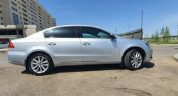 Volkswagen Passat 2013 года за 5 700 000 тг. в Нур-Султан (Астана)