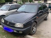 Volkswagen Golf 1992 года за 1 400 000 тг. в Алматы