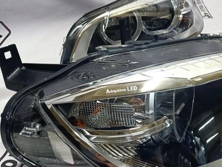 Передние фары BMW X6 X5 LED фары рестайлинг! за 860 000 тг. в Алматы – фото 2