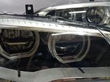 Передние фары BMW X6 X5 LED фары рестайлинг! за 860 000 тг. в Алматы – фото 3