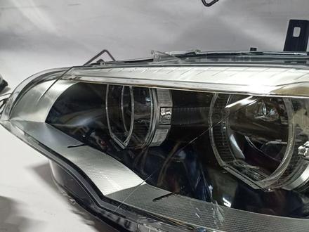 Передние фары BMW X6 X5 LED фары рестайлинг! за 860 000 тг. в Алматы – фото 6