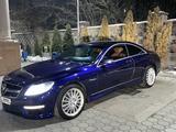 Mercedes-Benz CL 500 2009 года за 10 000 000 тг. в Алматы – фото 3