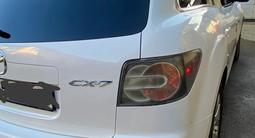 Mazda CX-7 2008 года за 4 800 000 тг. в Алматы – фото 3