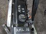 Двигатель пассат в5 1.6, AHL за 240 000 тг. в Караганда – фото 4