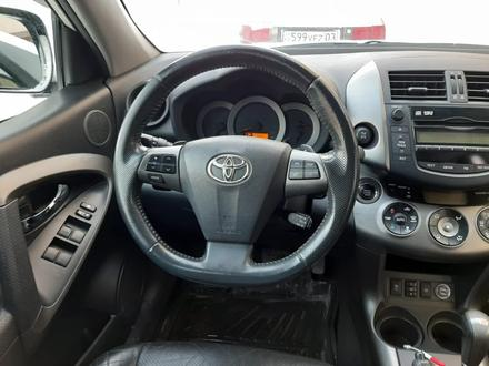 Toyota RAV 4 2011 года за 7 700 000 тг. в Нур-Султан (Астана) – фото 14
