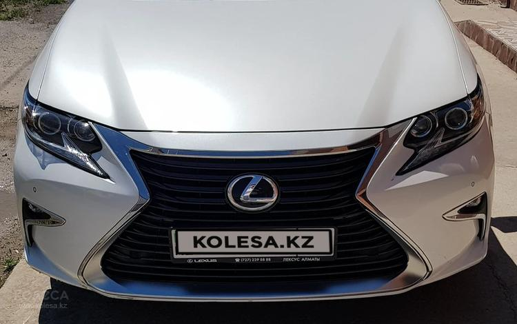 Lexus ES 250 2016 года за 14 000 000 тг. в Кызылорда