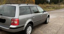 Volkswagen Passat 2003 года за 3 380 000 тг. в Караганда – фото 2