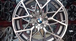 Диски на BMW R19 Разноширокие за 380 000 тг. в Алматы – фото 2