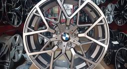 Диски на BMW R19 Разноширокие за 380 000 тг. в Алматы – фото 5