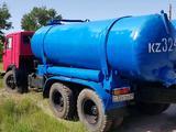 КамАЗ  53213 1987 года за 4 870 000 тг. в Караганда – фото 4