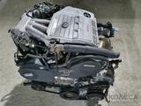 Toyota Lexus двигатель мотор Двигатель Toyota 1MZ-fe 3.0л Контактный за 99 000 тг. в Алматы